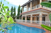 Cho thuê biệt thự khu compound Thảo Điền 900m2 quận 2