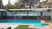 Villas for rent on Tong Huu Dinh, district 2, nice swimming pool