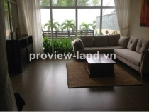 Villa Midpoint Thao Dien for rent in district 2