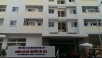 Cho thuê căn hộ cao cấp Nguyễn Cửu Vân nội thất đầy đủ