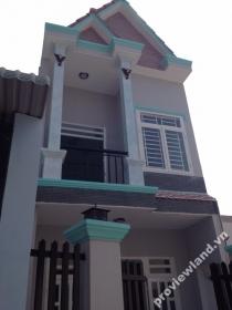 Bán nhà phố tại Trần Văn Kỷ Phường 14 Bình Thạnh 51m2