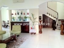 Villa mặt tiền Lê Quý Đôn Quận 3 cần bán 450m2