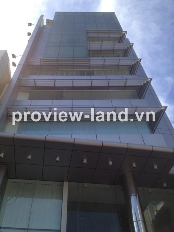 Tòa nhà văn phòng cho thuê quận Phú Nhuận HH Building