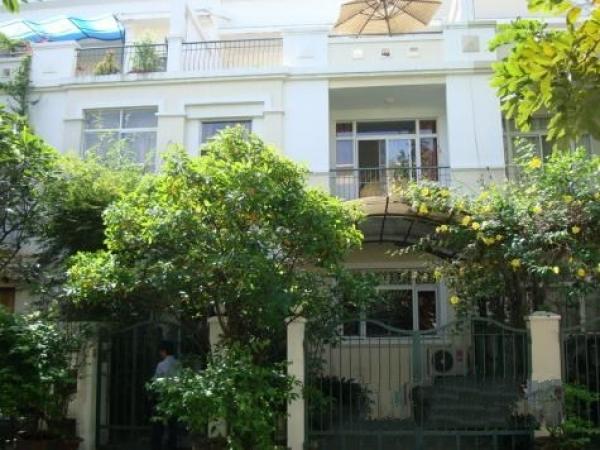 Cho thuê biệt thự Phú Mỹ Hưng quận 7 villa An Thái