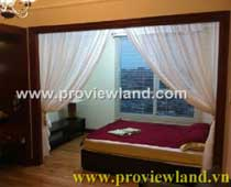 Apartment for rent in The Manor Binh Thanh Dist - good price