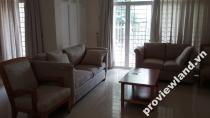Biệt thự quận 2 5 phòng ngủ cho thuê khu Thảo Điền