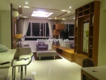 Tropic Garden apartment for rent high floor 112sqm 3BRs fully equipped with luxury furniture