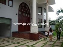 Cho thuê villas Thảo Điền quận 2 đường Nguyễn Ư Dĩ