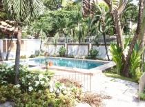 Biệt thự An Phú Q2 cho thuê DT 800m2 1 trệt - 1 lầu hồ bơi + sân vườn