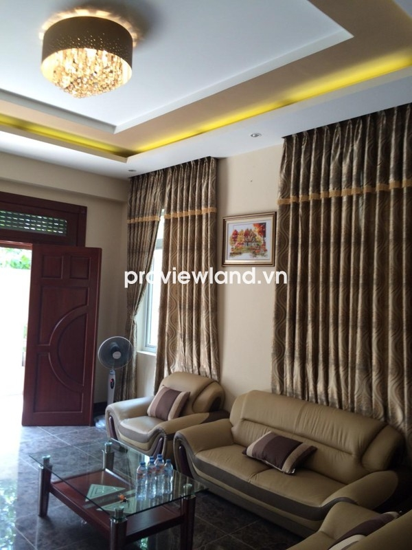 Selling villa in Tran Nao Compound District 2 188sqm 3 floors luxury interior