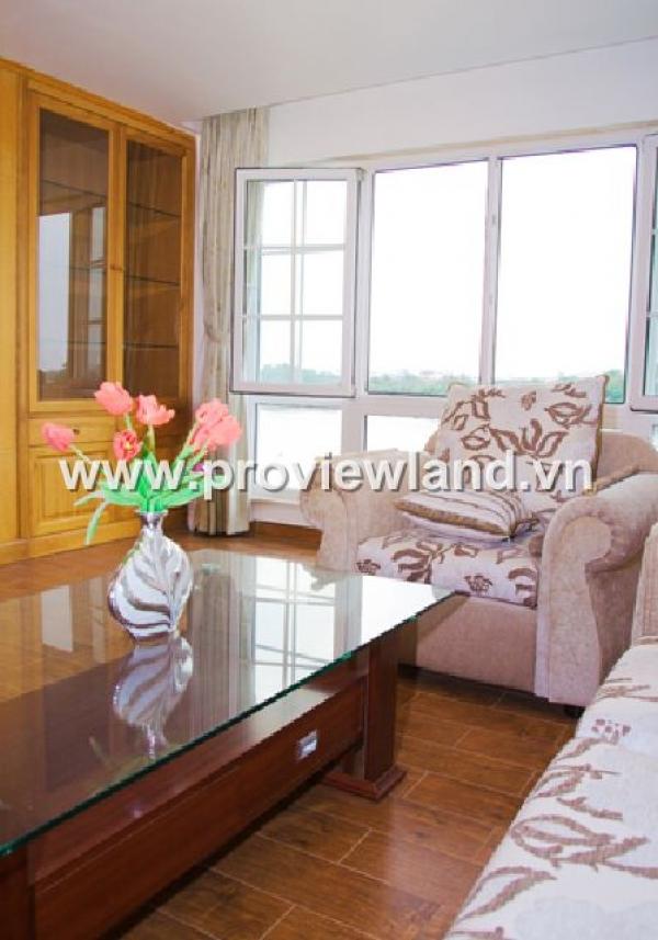 Cho thuê căn hộ dịch vụ Quận 2 đường Nguyễn Văn Hưởng
