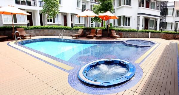 Villa Ha Do Compound  for rent in District 10