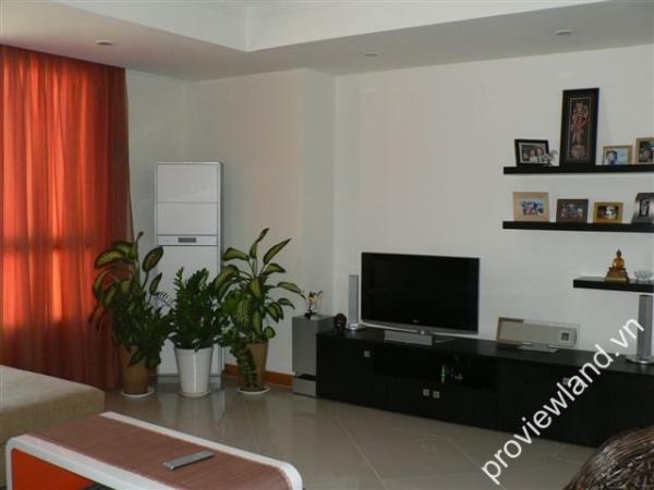 Bán căn hộ 113m2 2 phòng ngủ The Manor HCMC view thành phố full nội thất
