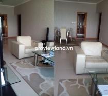 Cho thuê căn hộ 135m2 3 phòng ngủ Saigon Pearl giá rẻ Topaz thiết kế sang trọng hài hòa