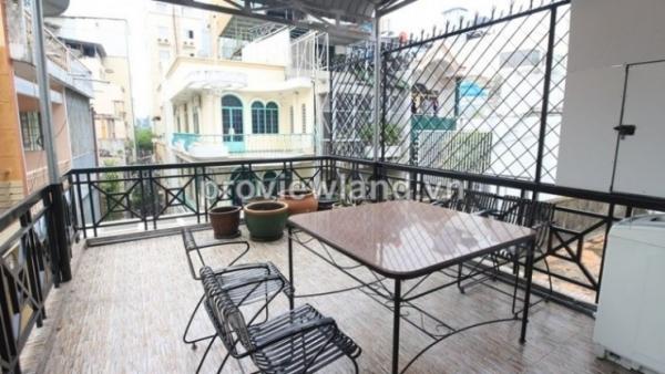 Cho thuê căn hộ dịch vụ trên đường Thái Văn Lung Quận 1 tiện nghi thoải mái