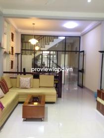 Cho thuê nhà đường Nguyễn Cửu Vân 120m2 1 trệt 3 lầu hẻm xe hơi