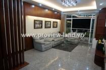 Cho thuê căn hộ Hoàng Anh RiverView 3 PN view xa lộ