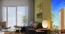 Saigonland Apartment for sale - Bình Thạnh district - HCMC