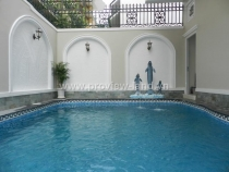 Villa Phu Tuong for rent in District 2