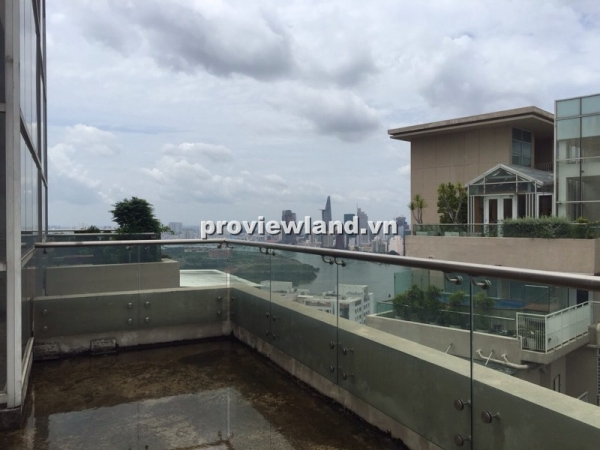 Duplex Saigon Peal for sale 3 floors 500sqm high floor nice view