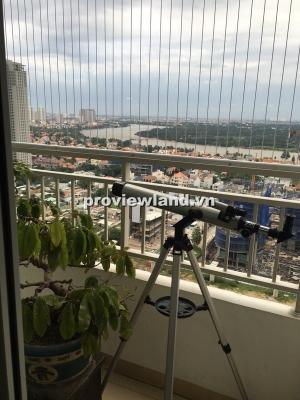 Cantavil Premier bán căn hộ tầng cao 110m2 3PN view hồ bơi tiện ích cao cấp sang trọng