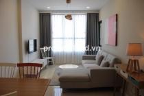 Cho thuê căn hộ 82m2 2 phòng ngủ ICON 56 Bến Vân Đồn Quận 4 Tầng 17 full nội thất