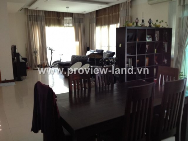 Villa for rent in District 2, Villa Riviera