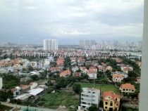 Duplex apartment in River garden for sale, high storey, nice view