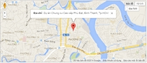 Cho thuê căn hộ Phú Đạt giá tốt đường D5 Bình Thạnh