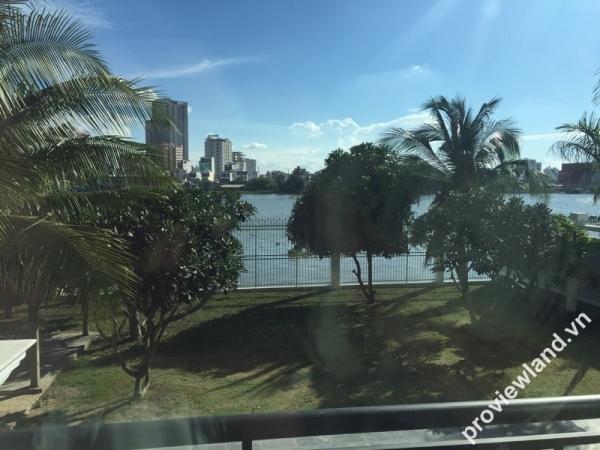 Bán biệt thự quận 2 khu Compound mặt tiền sông Sài Gòn
