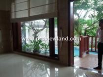 Cho thuê biệt thự bờ sông Sài Gòn Thảo Điền quận 2