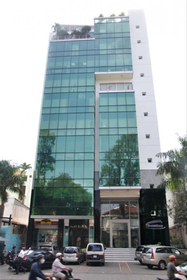 Loyal Office Building văn phòng cho thuê quận 3
