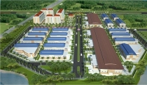 Cho thuê đất trong KCN Cát Lái quận 2 diện tích 1.12 ha