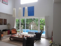House in Thao Dien area, district 2 for sale or rent 450m2 pool garden