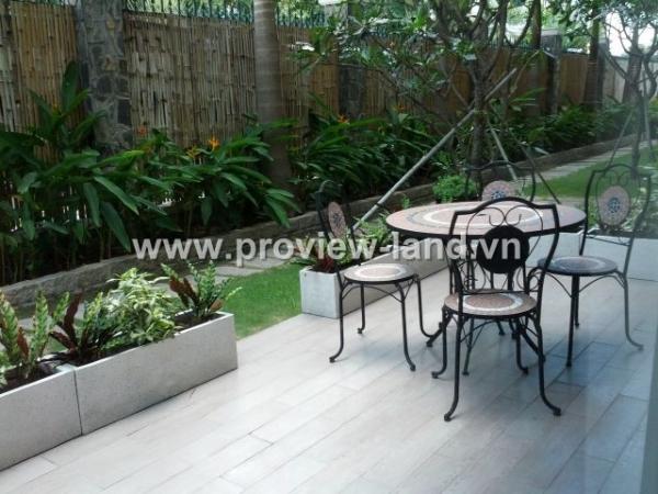 Cho thuê căn hộ dịch trên đường Nguyễn Văn Hưởng, Thảo Điền Quận 2