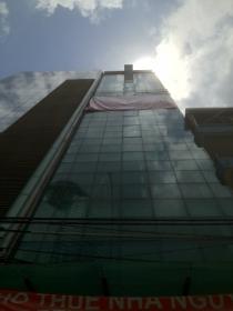 Cho thuê văn phòng đường Hàm Nghi Quận 1, trung tâm Sài Gòn