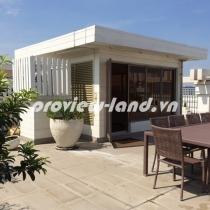 Cho thuê penthouse Cantavil Hoàn Cầu nhà đẹp đầy đủ nội thất tuyệt đẹp
