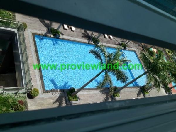 Bán căn hộ Vincom Quận 1, view hồ bơi