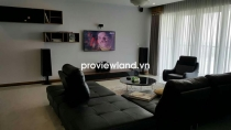Cho thuê căn hộ 250m2 3PN Đảo Kim Cương đầy đủ nội thất view sông tuyệt đẹp