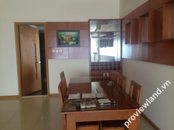 Bán căn hộ Saigon Pearl tầng 25 tòa Ruby 2 122m2 3 phòng ngủ