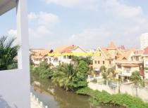 Căn hộ dịch vụ khu làng báo chí Thảo Điền quận 2