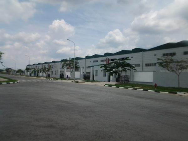 Cho thuê nhà xưởng quận Bình Tân 12000m2