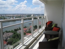 Apartment for sale in River Garden, city view