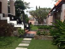 Cho thuê biệt thự Thảo Điền villas 570m2 MT Nguyễn Văn Hưởng