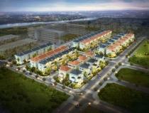 Bán đất nền Phú Mỹ Hưng 12x18m khu nhà phố Nam Thông