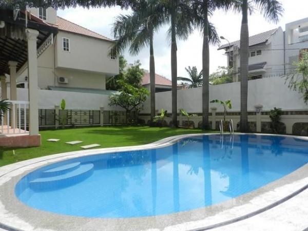 Biệt thự khu compound cần cho thuê Thảo Điền Quận 2