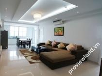 Cho thuê căn hộ dịch vụ International Plaza đường Phạm Ngũ Lão