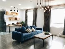 Cho thuê căn hộ Tropic Garden 88m2 đầy đủ nội thất