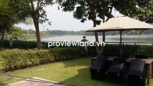 Cho thuê biệt thự Lakeview Villas quận 9 500m2 3 phòng ngủ view hồ lớn
