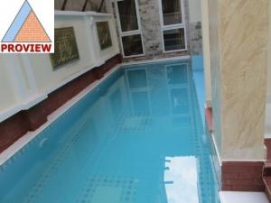 Cho thuê biệt thự Nam Thông Phú Mỹ Hưng Quận 7 giá rẻ có hồ bơi